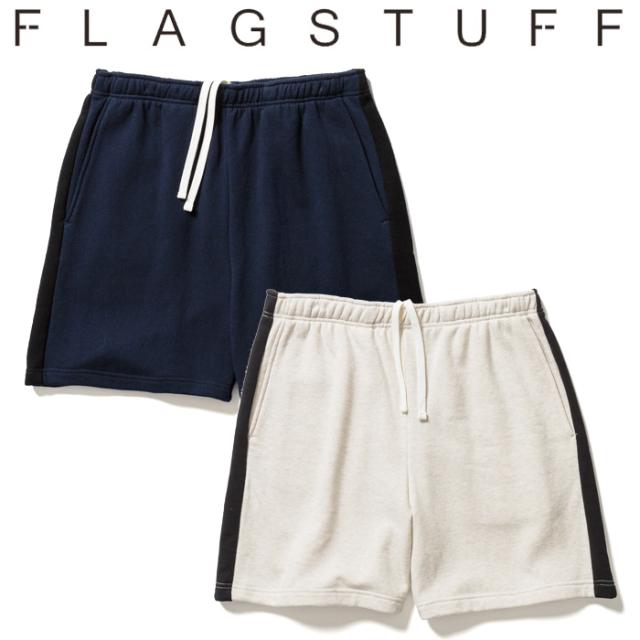 F-LAGSTUF-F(フラグスタフ) LINE SHORTS 【ショーツ 短パン パンツ】【21SS-FS-15】【F-LAGSTUF-F】【FLAGSTUFF】【フラグスタフ】