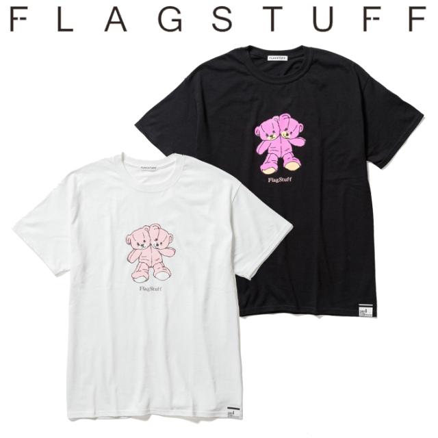 """F-LAGSTUF-F(フラグスタフ) """"Hi"""" TEE 【Tシャツ 半袖】【21SS-FS-58】【F-LAGSTUF-F】【FLAGSTUFF】 【フラグスタフ】【フラッグ"""