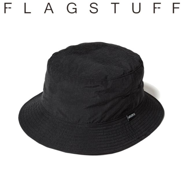 F-LAGSTUF-F(フラグスタフ) NYLON HAT 【ハット ナイロン 帽子】【21SS-FS-78】 【F-LAGSTUF-F】【FLAGSTUFF】【フラグスタフ】【