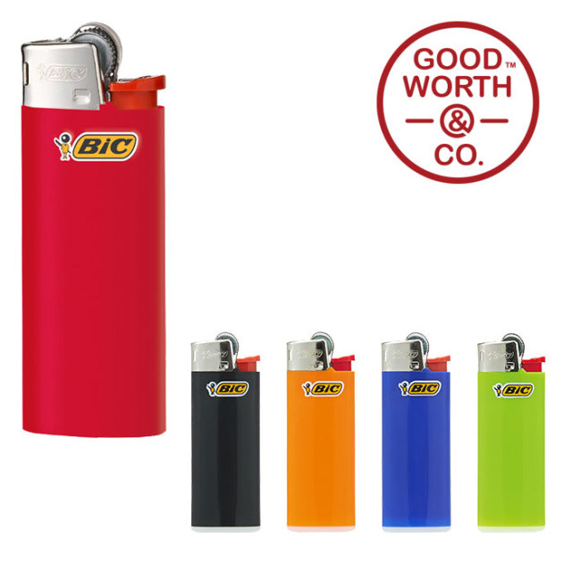GOOD WORTH(グッドワース) & CO. BIC J25 MINI LIGHTER 【2019SUMMER COLLECTION】