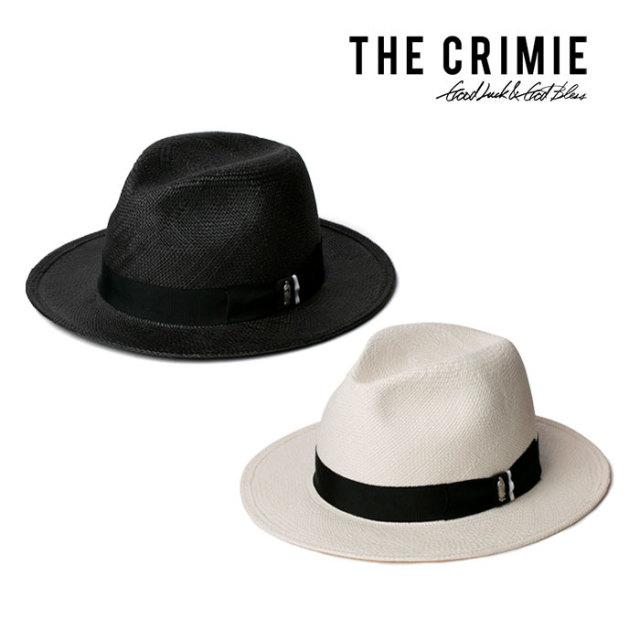 【SALE30%OFF】 CRIMIE(クライミー) PANAMA HAT DANIEL 【2018SPRING/SUMMER新作】 【送料無料】【即発送可能】 【C1H1-C1G3-HT