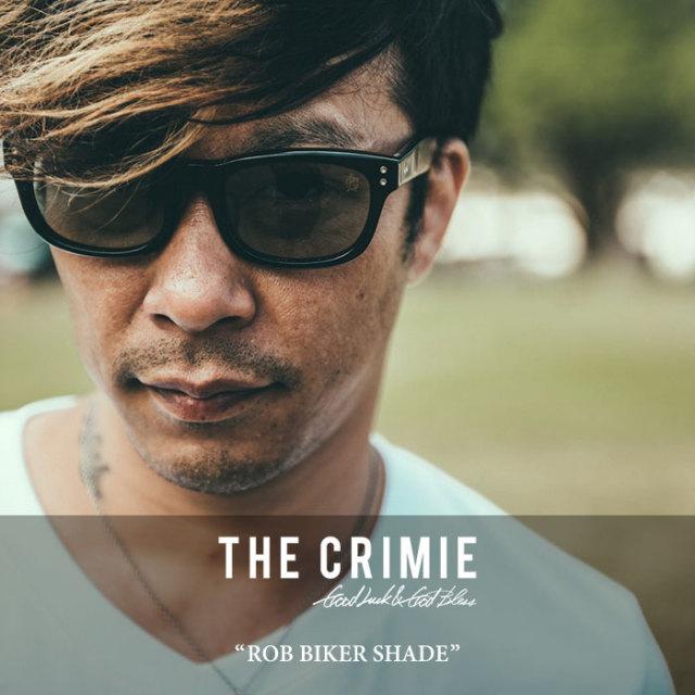 CRIMIE(クライミー) ROB BIKER SHADE 【2018SPRING/SUMMER先行予約】 【送料無料】【キャンセル不可】 【C1H1-CXAC-RB01】