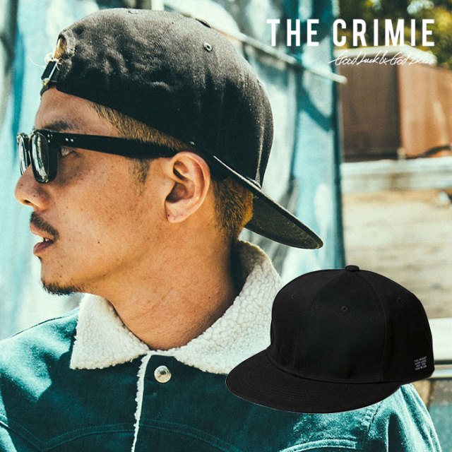 CRIMIE(クライミー) THE BB CAP 【新入荷】【即発送可能】 【C1H1-CXCP-BB01】