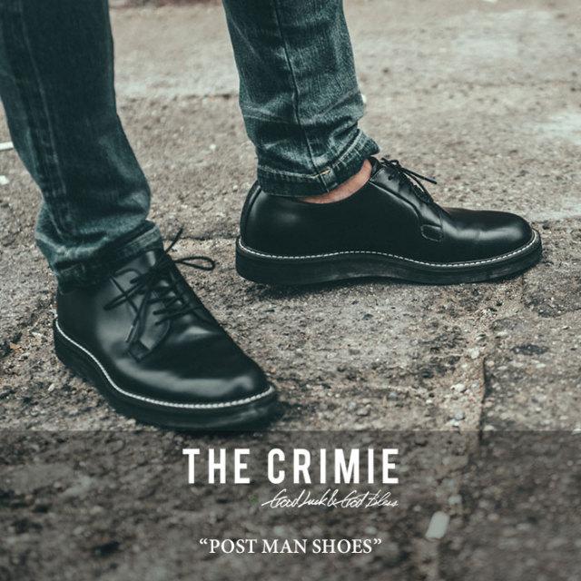 CRIMIE(クライミー) POST MAN SHOES 【2018SPRING/SUMMER先行予約】 【送料無料】【キャンセル不可】 【C1H1-SB02】 【CRIMIE