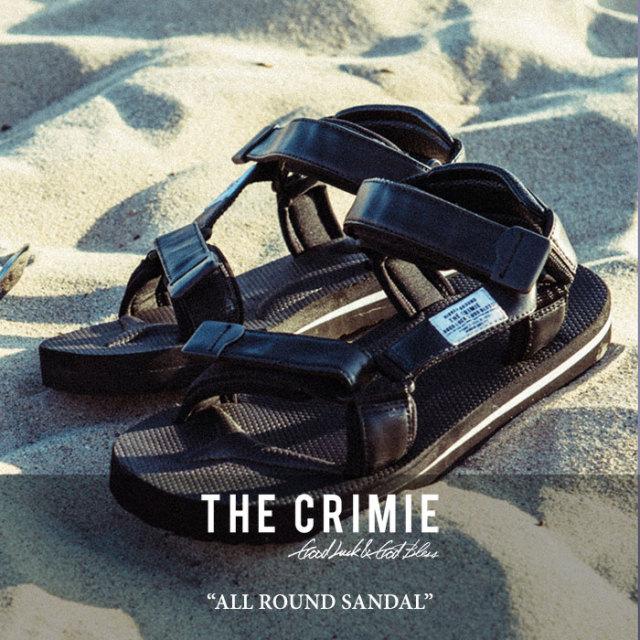 CRIMIE(クライミー) ALL ROUND SANDAL 【2018SPRING/SUMMER新作】 【送料無料】【即発送可能】 【C1H1-SB03】 【CRIMIE サンダ