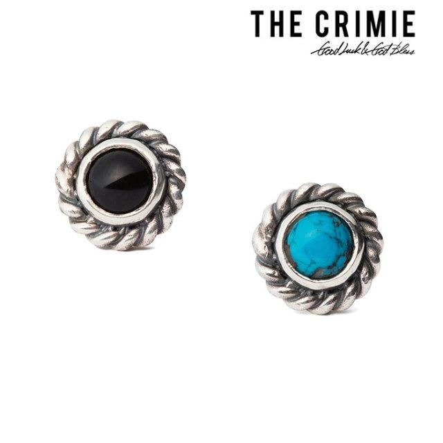 CRIMIE(クライミー) G&G PIERCE (SILVER) 【送料無料】【キャンセル不可】 【C1H1-CXAG-GP01】【C1H1-CXAG-GP03】【CRIMIE ピアス