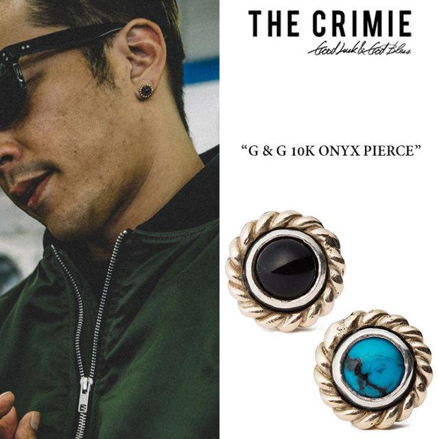CRIMIE(クライミー) G&G 10K PIERCE 【2018SPRING/SUMMER先行予約】 【送料無料】【キャンセル不可】 【C1H1-CXAG-GP02】【C1H1-