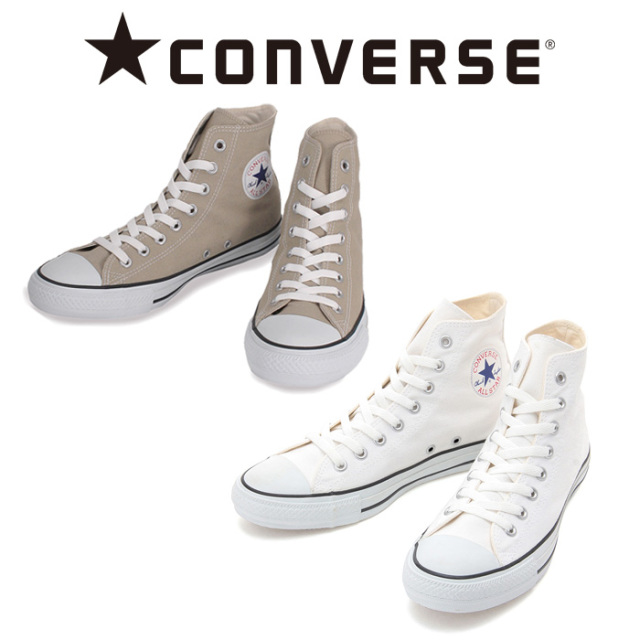CONVERSE(コンバース) CANVAS ALL STAR COLORS HI 【取り寄せ商品】【CHUCK TAYLOR】【スニーカー】【コンバース】【オールスター