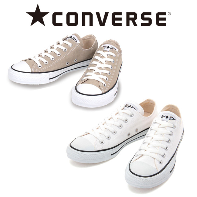 CONVERSE(コンバース) CANVAS ALL STAR COLORS OX 【取り寄せ商品】【CHUCK TAYLOR】【スニーカー】【コンバース】【オールスター