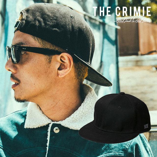 CRIMIE(クライミー) THE BB CAP 【キャップ ベースボールキャップ BBキャップ 帽子】【ブラック アメカジ ワーク ミリタリー スト