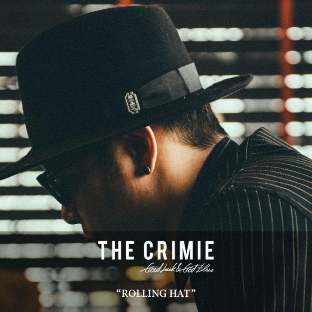 CRIMIE(クライミー) メンズ ハット 帽子 ウール  [S M L LL XL][ブラック グレー ブラウン 黒 茶]【C1H5-CXHT-RH01】形状記憶 コンパ
