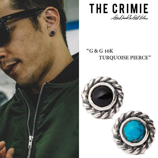 CRIMIE(クライミー) G&G PIERCE (SILVER) 【2018SPRING/SUMMER先行予約】 【送料無料】【キャンセル不可】 【C1H1-CXAG-GP01】【