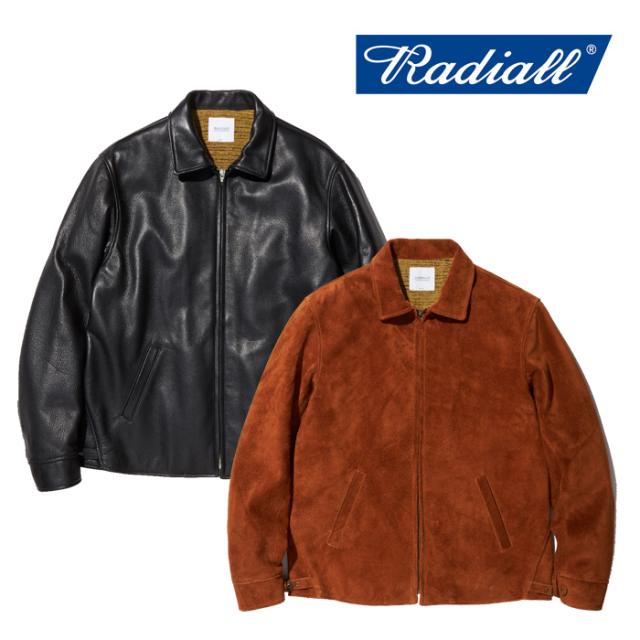 RADIALL(ラディアル) CISCO- RIDERS JACKET 【2019 AUTUMN&WINTER COLLECTION】 【RAD-19AW-JK001】【ライダーズジャケット】