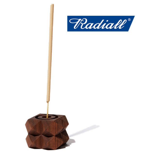 RADIALL(ラディアル) PYRAMID - INCENSE BURNER 【お香立て】【2020 SPRING&SUMMER COLLECTION】【RAD-20SS-JW008】