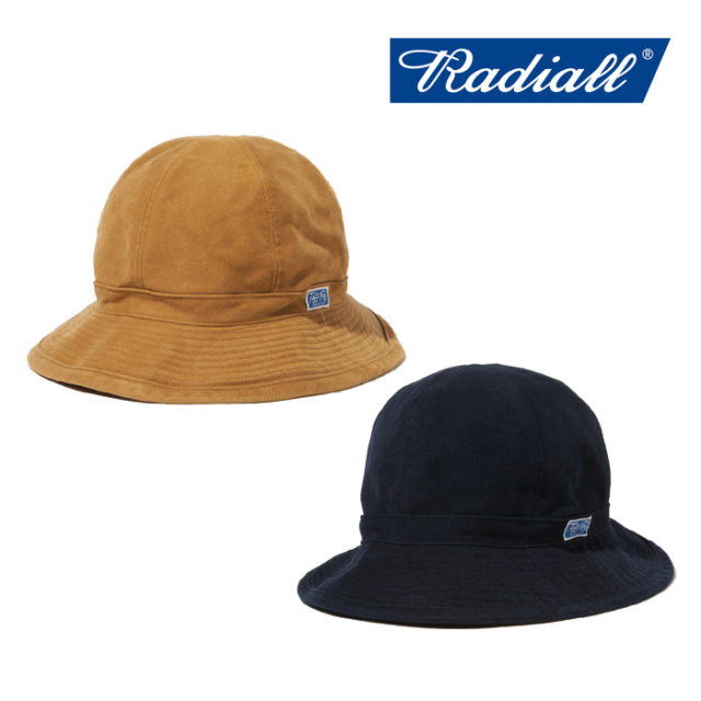 RADIALL(ラディアル) T.N. FATIGUE HAT 【2019 AUTUMN&WINTER COLLECTION】 【TN-19AW-HAT001】【ハット】
