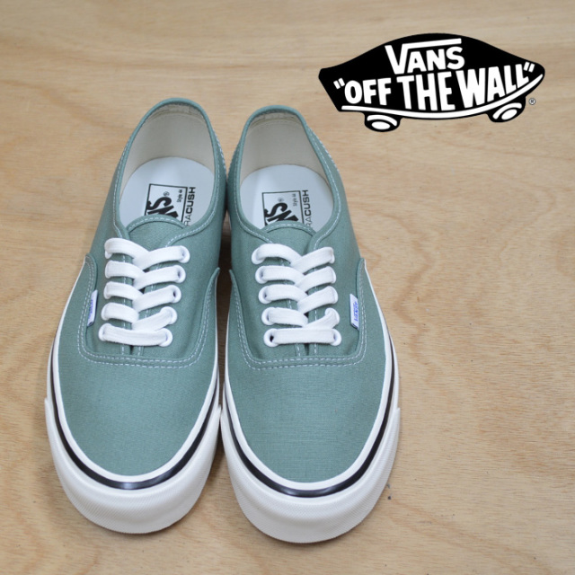 【VANS(バンズ)】 AUTHENTIC  44 DX  (ANAHEIM FACTORY) OG LICHEN 【即発送可能】 【VANS スニーカー】【VN0A38ENU6C】