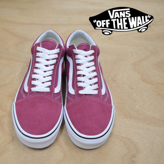 【VANS(バンズ)】 OLD SKOOL DRY ROSE/TRUE WHITE 【即発送可能】 【VANS スニーカー】【VN0A38G1U64】