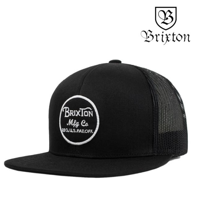 BRIXTON(ブリクストン) WHEELER MESH CAP 【2019SPRING/SUMMER新作】 【00014】【キャップ】