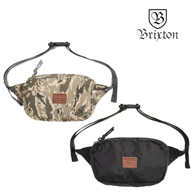 BRIXTON(ブリクストン) STEWART HIP PACK 【2019SPRING/SUMMER新作】 【05250】【ヒップパック】