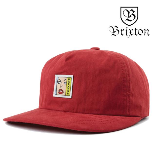 BRIXTON(ブリクストン) DAMSEL LP CAP 【2019SPRING/SUMMER新作】 【10261】【キャップ】