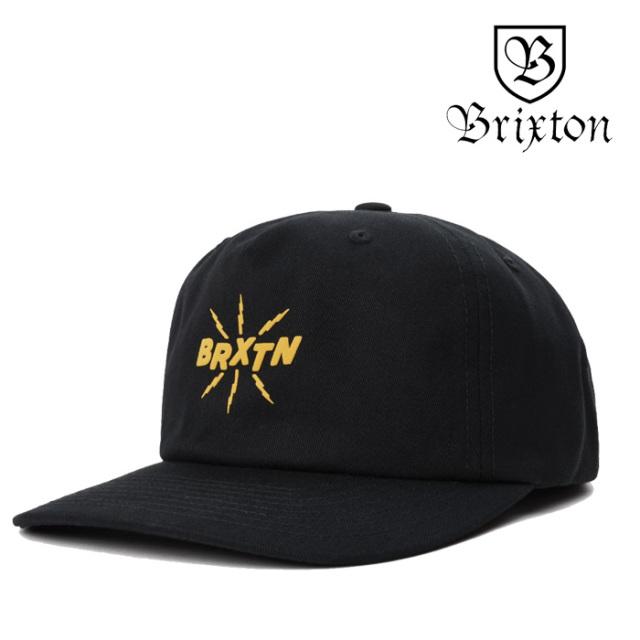 BRIXTON(ブリクストン) ZAP MP SNBK 【2019SPRING/SUMMER新作】 【10269】【キャップ】