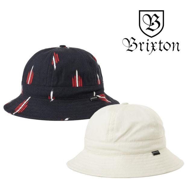 BRIXTON(ブリクストン) BANKS II BUCKET HAT 【2019SPRING/SUMMER新作】 【10281】【ハット】