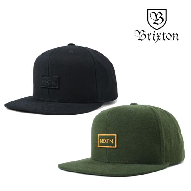 BRIXTON(ブリクストン) RIFT II MP SNBK 【2019SPRING/SUMMER新作】 【10310】【キャップ】