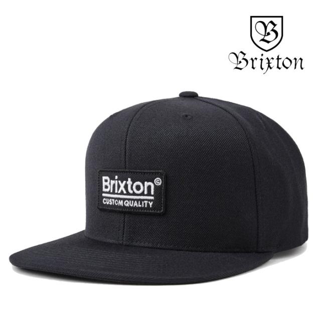 BRIXTON(ブリクストン) PALMER II MP SNBK 【2019SPRING/SUMMER新作】 【10311】【キャップ】