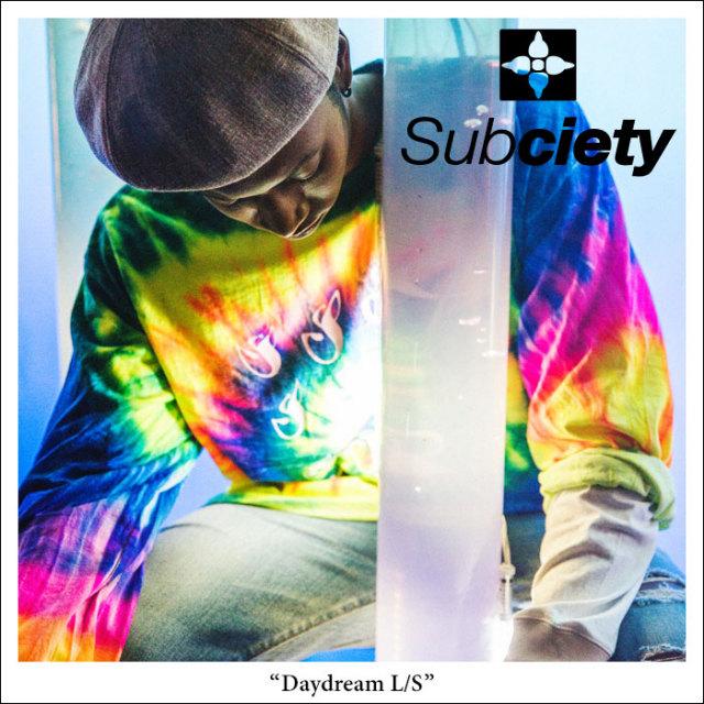 SUBCIETY(サブサエティ) Daydream L/S 【2018SPRING先行予約】 【キャンセル不可】 【SUBCIETY Tシャツ】【104-42218】