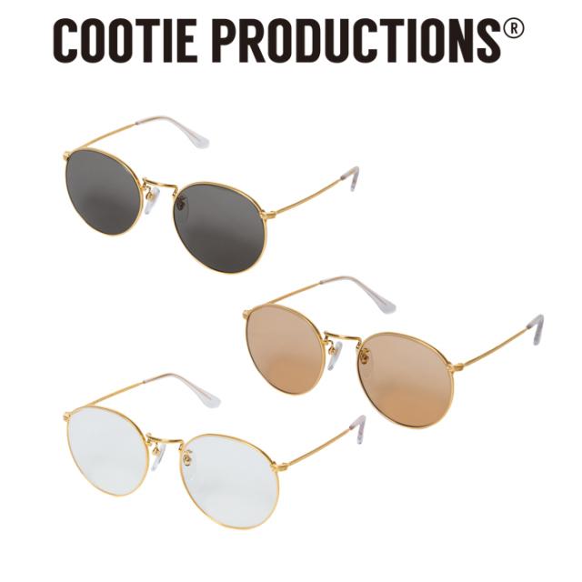 COOTIE(クーティー) Raza Metal Glasses 【サングラス】【CTE-19A514】【送料無料】