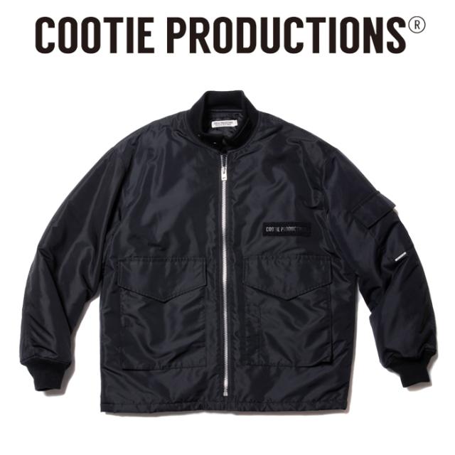COOTIE(クーティー) Nylon WEP Jacket 【ナイロンジャケット】【送料無料】【CTE-20A212】