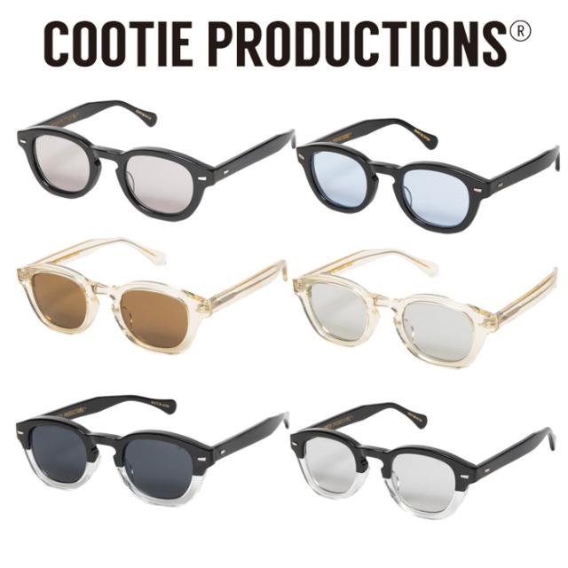 COOTIE(クーティー) Raza Glasses 【サングラス グラサン メガネ】【CTE-20A517】