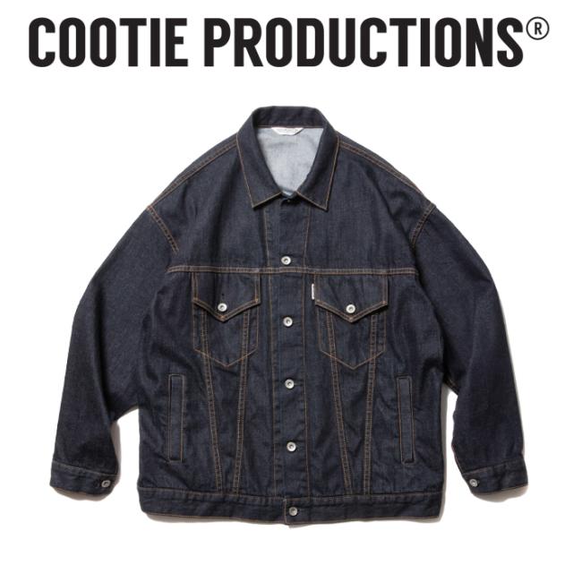 COOTIE(クーティー) Raza Denim Jacket 【デニムジャケット】【送料無料】【CTE-21S203】