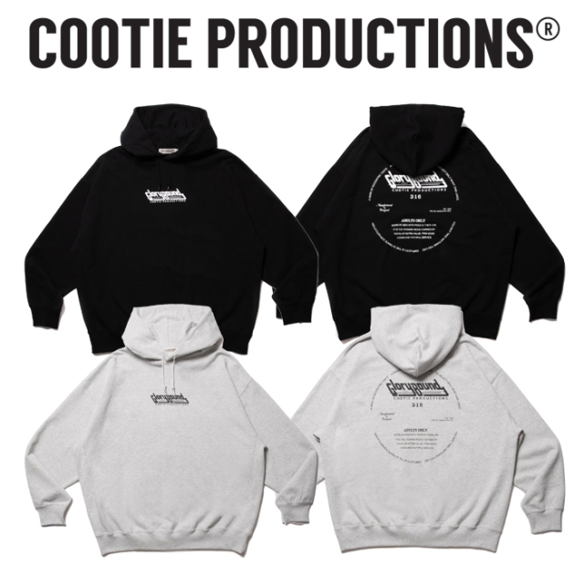 COOTIE(クーティー) Print Pullover Parka (316) 【パーカー スウェットパーカー】【CTE-21S340】
