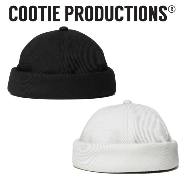 COOTIE(クーティー)  Kersey Thug Cap 【サグキャップ 帽子】【CTE-21S507】