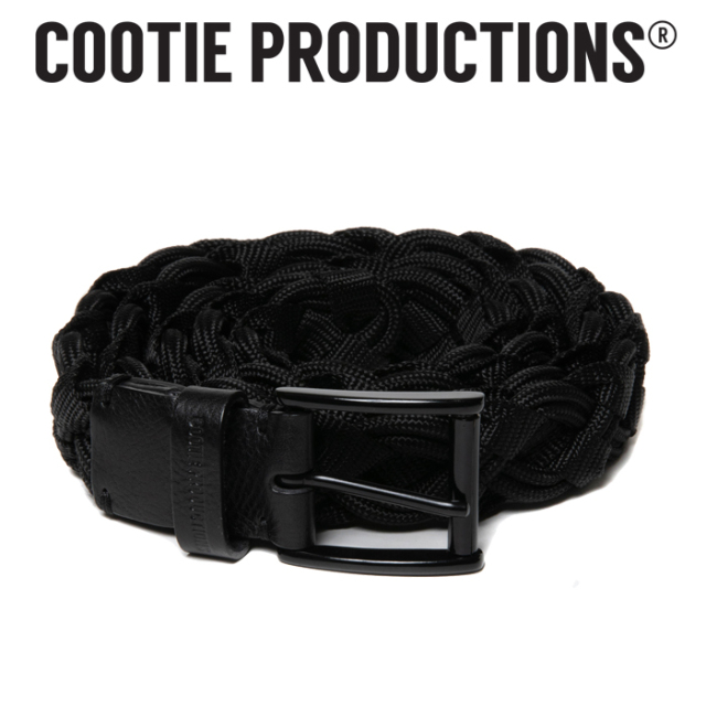 COOTIE(クーティー)  Raza Mesh Belt 【メッシュベルト】【ベルト】【CTE-21S512】