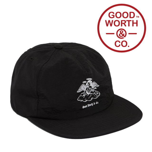 GOOD WORTH(グッドワース) & CO ANGEL SNAPBACK  【2019SUMMER COLLECTION】【キャップ 帽子】