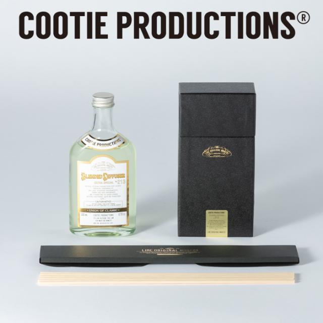 COOTIE(クーティー) No.213 Blended Diffuser 【ディフューザー】【LINK-CTE-201】