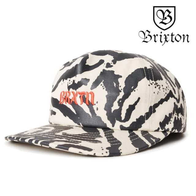 BRIXTON(ブリクストン) MARCH LP CAP 【2019SPRING/SUMMER新作】 【キャップ 帽子】