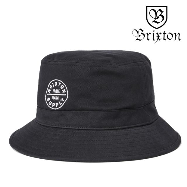 BRIXTON(ブリクストン) OATH BUCKET HAT 【2019SUMMER新作】 【バケットハット】