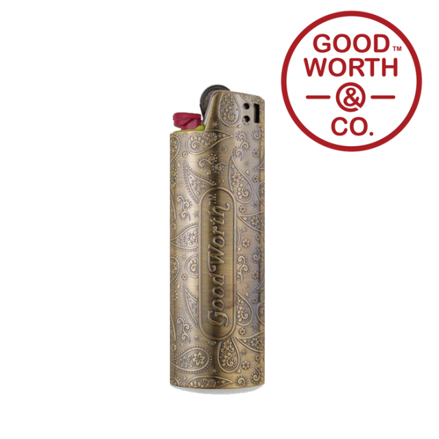 GOOD WORTH(グッドワース) & CO. PAISLEY LIGHTER CASE -LARGE 【ライターケース】