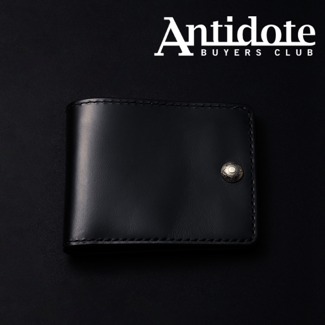 ANTIDOTE BUYERS CLUB(アンチドートバイヤーズクラブ) Two Fold Wallet 【RX-503-20AW2】【コンパクト ウォレット 財布】【送料無