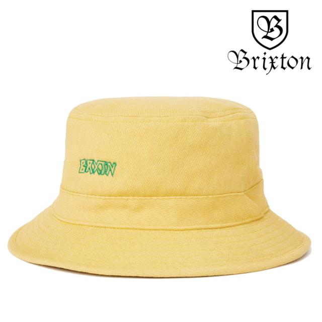 BRIXTON(ブリクストン) SIMMONS BUCKET HAT 【2019SUMMER新作】 【バケットハット】