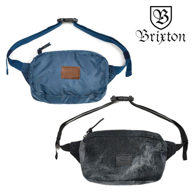 BRIXTON(ブリクストン) STEWART HIP PACK 【2019SUMMER新作】 【05250】【ヒップパック】