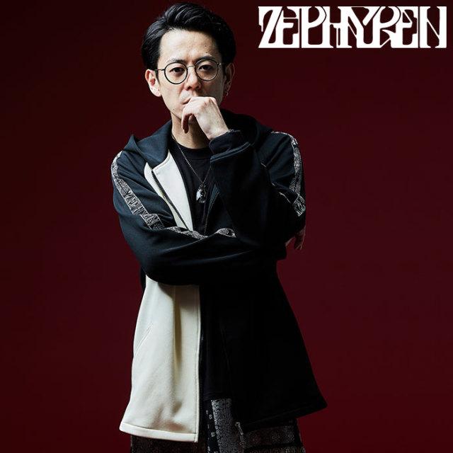 ZEPHYREN(ゼファレン) JERSEY HOOD  【2018AUTUMN/WINTER先行予約】 【キャンセル不可】【Z18AA02】