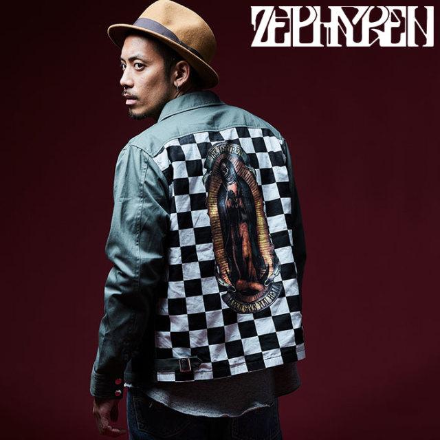 ZEPHYREN(ゼファレン) SWING TOP 【2018AUTUMN/WINTER先行予約】 【キャンセル不可】【Z18AA04】