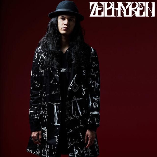 ZEPHYREN(ゼファレン) LONG COAT 【2018AUTUMN/WINTER先行予約】 【キャンセル不可】【Z18AA09】