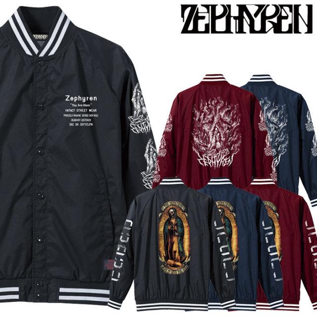 ZEPHYREN(ゼファレン) NYLON STUDIUM -PRAY/PRAYING HAND- 【2018AUTUMN/WINTER先行予約】 【キャンセル不可】【Z18AA13】