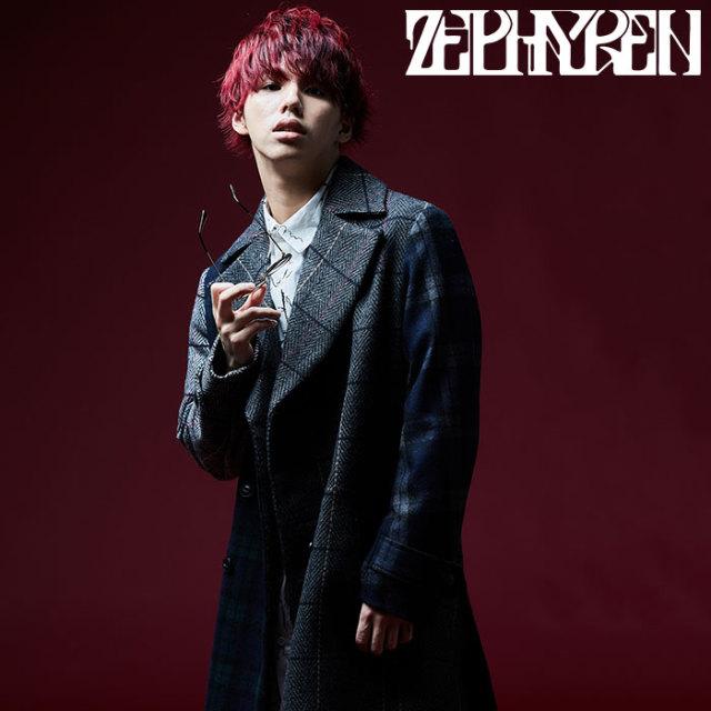 ZEPHYREN(ゼファレン) CHECK LONG COAT 【2018AUTUMN/WINTER先行予約】 【キャンセル不可】【Z18AB18】