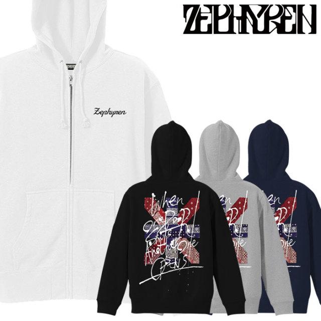 ZEPHYREN(ゼファレン)  ZIP PARKA -DOOR-  【2018AUTUMN/WINTER先行予約】 【キャンセル不可】【Z18AN11】